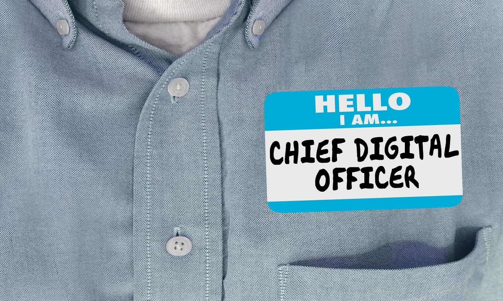 Chief Digital Officer CDO